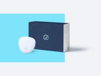 32D Visual Identity vector technology minimal logo design flat dental logo dental care dental branding 3dprint 3d