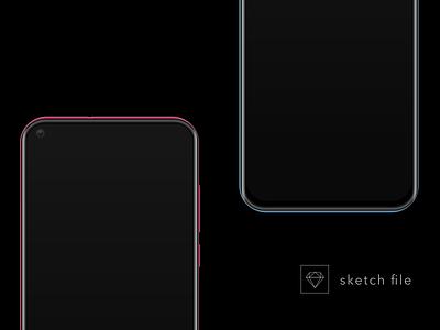 Nova 4 Mockup sketch uidesign mockup android nova4