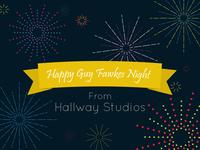 Happy Guy Fawkes Night