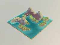 Low Poly Landscape in Unity