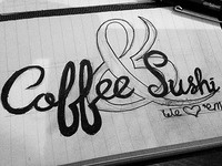 Coffee & Sushi