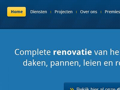 Part of homepage dakwerken