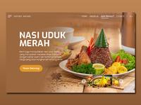 web design nasi box malang