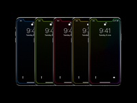 iPhone X Lazer Pack