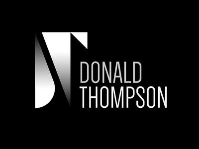DT dt branding logo