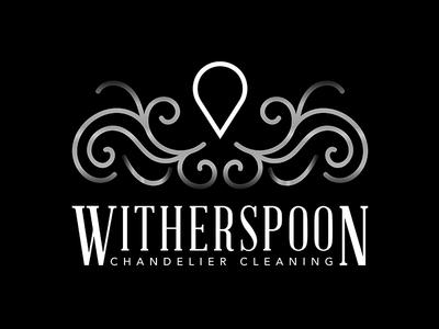 Chandelier Logo chandelier branding logo