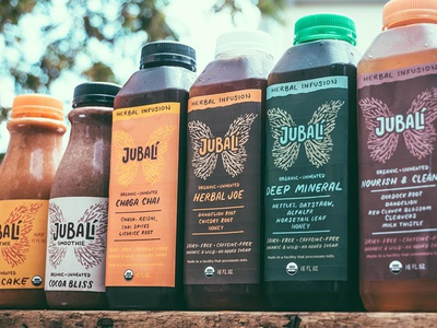 Jubalí labels