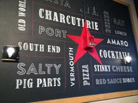 Salty Pig chalkboards