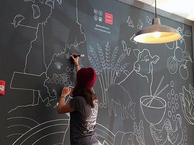 Mei Mei mural
