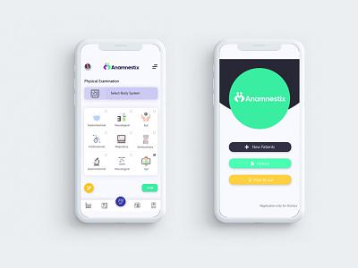 Mobile UI/UX uiuxdesign mobile app flat design