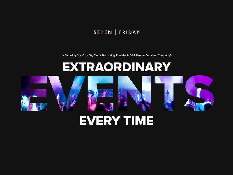 Extraordinary Events Every Time