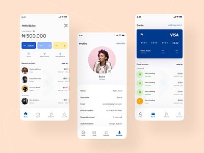 Bitsika app redesign minimal app design ui