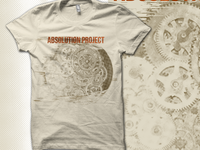 Absolution Project tee