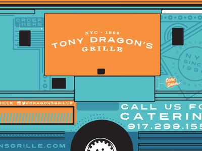 Tony Dragon's Food Truck