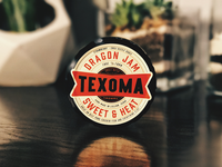 TEXOMA Lid Label Placement