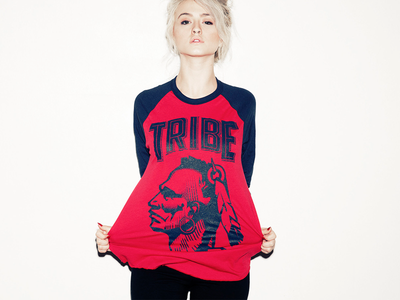 Ultra Clubhouse tribe brand apparel raglan print coco newby steve squall photography photo