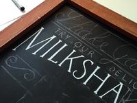 Chalkboard WIP