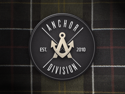 Logotype Anchor Division