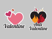Valentine/Anti-Valentine