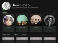 Spotify Profiles +