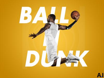 BallNDunk - Branding Design