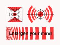 Enlargen your mind