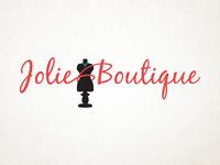 Jolie boutique fashion Logo