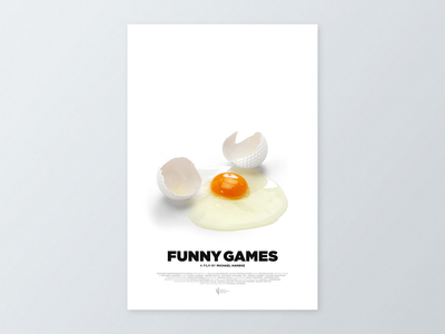 Funny Games (2007) Alternative Movie Poster