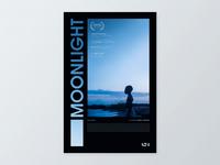 Moonlight (2016) Alternative Movie Poster