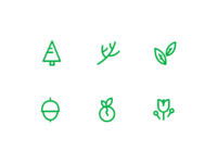 Productgroup icons