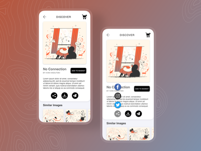 Daily UI 10: Share ux ui design dailyui 10 dailyui