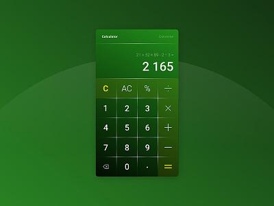 004 Calculator_Daily UI Challenge