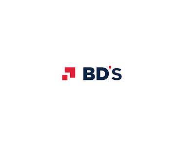 """BD`s"" | arrow logo arrow logo arrow business minimal لوجو logo mark symbol logodesign شعار design branding logo"