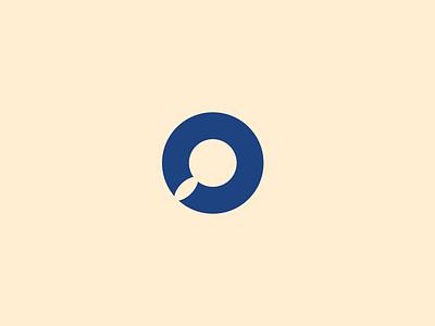 Dirayah - دراية vector لوجو branding design شعار logo mark symbol logodesign magnify mark logo food