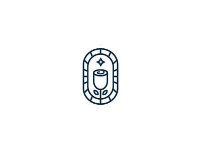Lilila | Rose logo emblem graphic design ui logodesign mark symbol لوجو design شعار branding logo sun star flower rose event