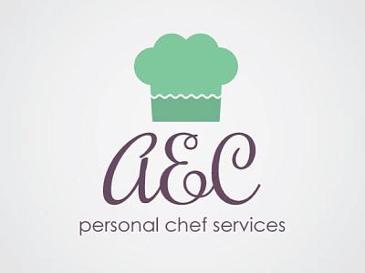 Personal Chef Logo logo design branding illustration