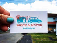 Brick & Motor