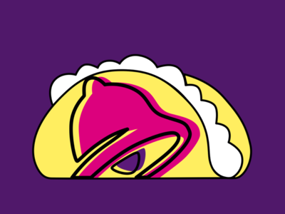 App Icon for Taco Bell