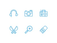 'Oldies' Icons