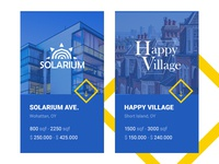 Neighbourhood cards