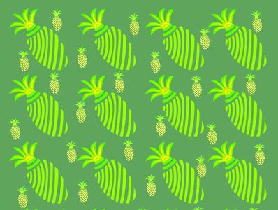 tropical seamless pattern repeat pattern patterns seamless pineapple