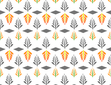 floral blockprint seamless repeat pattern flowers textile pattern art background design pattern repeat pattern seamless illustrator