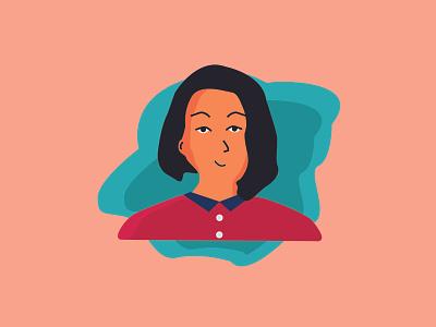 Flat Character flat character flat flat design vector illustration design