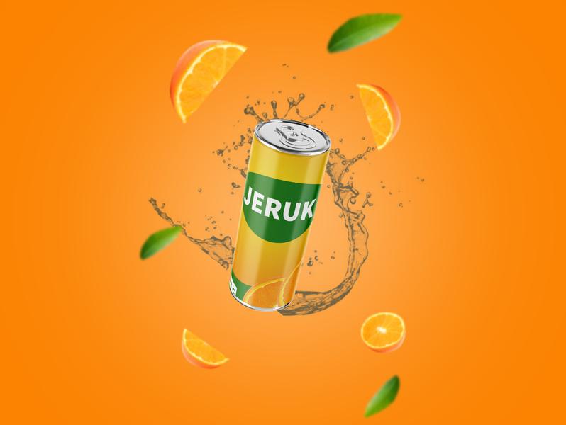 Orange Drink | Sample Ads Poster orange gradient food and beverage design poster design banner graphic design poster ads orange drink drink poster ads design orange design