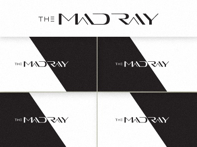 The madray logo design   business cards