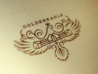 GE logo design 3