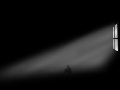 In Dark minimal vector photoshop illustration design flat animation