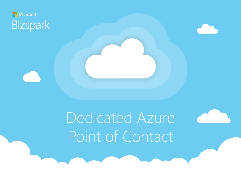 Illustration for Microsoft BizSpark