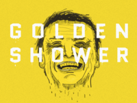 Bolsonaro golden shower