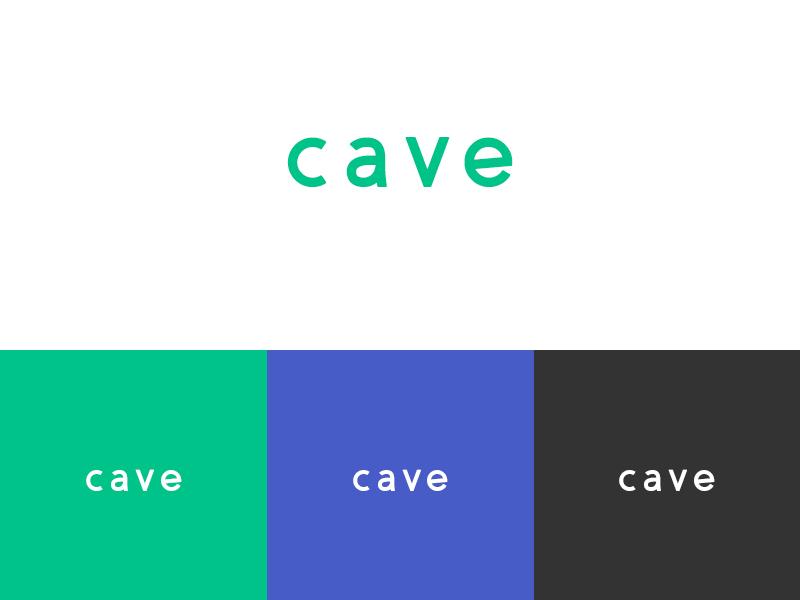 Cavebrandingdribbble